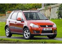 *SUZUKI SX4* CROSSOVER, family car, excellent ride height*
