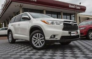 2014 Toyota Kluger GSU55R GX AWD White 6 Speed Sports Automatic Wagon Alfred Cove Melville Area Preview