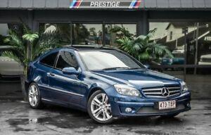 2008 Mercedes-Benz CLC200 Kompressor 203 Blue 5 Speed Automatic Coupe Bowen Hills Brisbane North East Preview