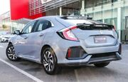 2018 Honda Civic MY18 VTi-S Sonic Grey Continuous Variable Hatchback Wangara Wanneroo Area Preview