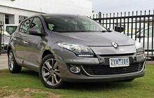 2013 Renault Megane  Grey Constant Variable Hatchback Croydon Maroondah Area Preview
