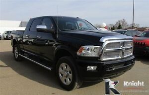 2014 Ram 3500 Longhorn Limited Heated Leather Remote Start NAV