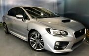 2015 Subaru WRX V1 MY16 Premium Lineartronic AWD Silver 8 Speed Constant Variable Sedan Elizabeth Playford Area Preview