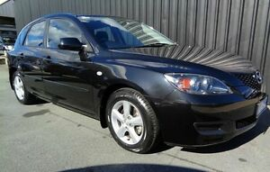 2008 Mazda 3 BK MY06 Upgrade Neo Black 5 Speed Manual Hatchback Chifley Woden Valley Preview