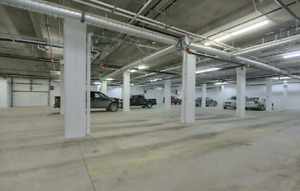 Indoor Heated Parking Stall  (104st 81Ave)