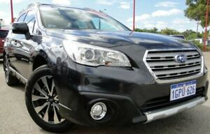 2015 Subaru Outback B6A MY15 2.5i CVT AWD Grey 6 Speed Constant Variable Wagon Bellevue Swan Area Preview