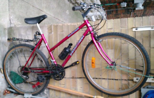 Ladies Pathfinder Glacier  15 Speed Mountain Bike