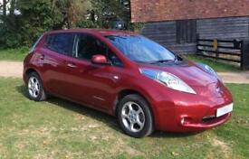 2014 Nissan Leaf (24kWh) Acenta 5dr