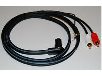 Jelco standard tonearm cable