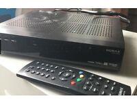 Humax HDCI-5000 box with control