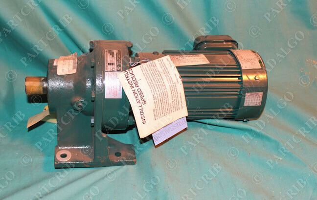 Sumitomo SM-Cyclo TC-F CNHMS-05-4105DAY-210 Gear 1/2hp .5hp 3p Electric Motor