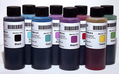 Hobbicolors 8CL 8-Color Large Refill Kit - Canon Pro9000 series Printers