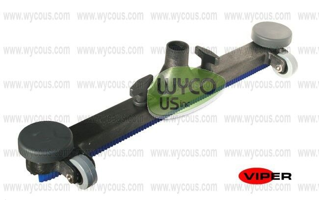 """OEM FRONT MOUNT SQUEEGEE ASSY, 24"""", VIPER SHOVELNOSE, WET VACUUMS, VA00001A"""