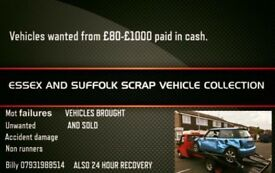 ⭐️CARS AND VANS WANTED⭐️