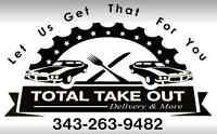 Local Delivery any Errands Call Today 343-262-9482