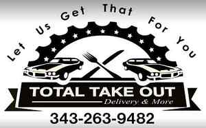 Local Delivery any Errands Call Today 343-262-9482 Belleville Belleville Area image 1