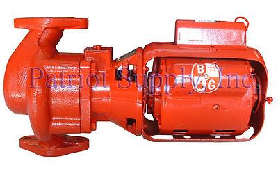 Bell Gossett 102210 Hvnfi High Velocity Circulator 16hp 115v 1ph