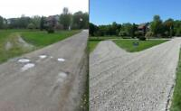 Driveway Installations and Repairs