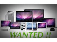 WANTED ^ IMAC I7 I5 5K 16GB 256GB MACBOOK AIR 12 INCH MACBOOK PRO 13 15 INCH I7 I5 TOUCHBAR