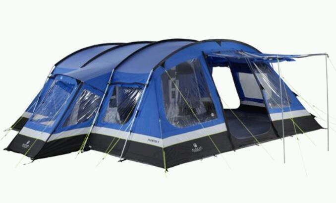 Hi Gear Frontier 8 Man Tent & Hi Gear Frontier 8 Man Tent | in Plymouth Devon | Gumtree