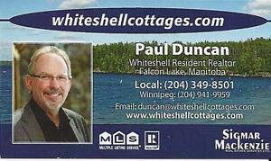 Whiteshell Cottages For Sale
