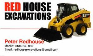 Red House Excavations $80+gst skid steers Yatala Gold Coast North Preview