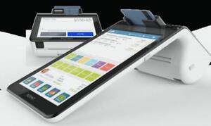 White iPad POS system!