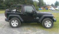 2007 Jeep Wrangler X Other