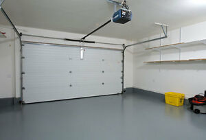 garage door repair and  installations(springs on sale now) Edmonton Edmonton Area image 7