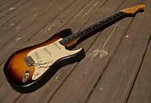 Danocaster Double Cut (Fender Custom Shop Stratocaster). Beaconsfield Fremantle Area Preview