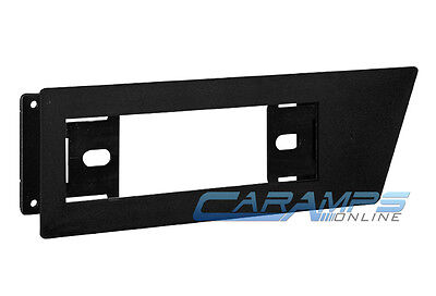 84-89 300ZX CAR STEREO RADIO DECK CD PLAYER DASH MOUNTING KIT INSTALLATION