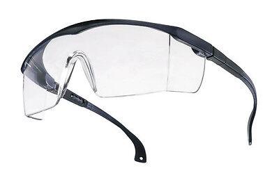 Schutzbrille made in Germany - Sicherheitsbrille nach EN166 - Bügel verstellbar