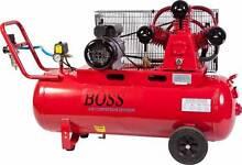 BOSS 18CFM/ 3.5HP Air Compressor on 100L Tank Browns Plains Logan Area Preview