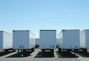 KAMBA STORAGE TRAILER, DRY VAN FOR RENT & REEFER FOR SALE NOW!!!