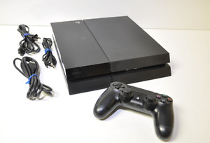 (SYSTEM IS SOLD) PS4 ONLY GAMES LEFT