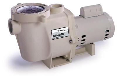 Pentair WhisperFlo Pump - 2 HP