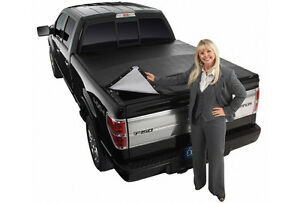 2005-16 Nissan Frontier Soft Roll Up Tonneau Cover