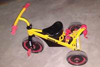 Tonka Tricycle with Tow Cable