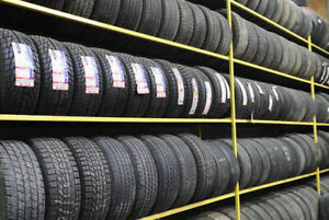 USED TIRES SALE Free Installation & Balance  647 812-0617