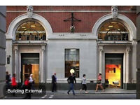 BANK Office Space to Let, EC3 - Flexible Terms   2 - 82 people
