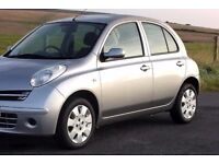 2007 NISSAN MICRA AUTOMATIC 1.2 SE 1 OWNER A/C 5 DOOR MOT-SAME CIVIC/YARIS/POLO/FIESTA/CORSA/JAZZ