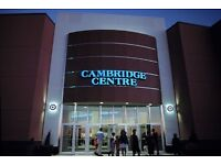 Retail shop Job Vacancy Available Cambridge Town, Flexible Hours , Sale floor