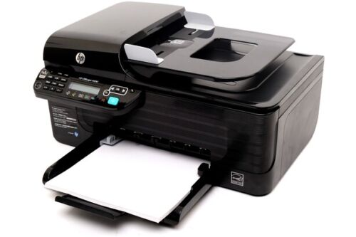 HP Officejet 4500 All-In-One Color Inkjet Printer USB and power cord included