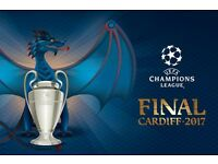 Champions league final Flat for rent (Cardiff)
