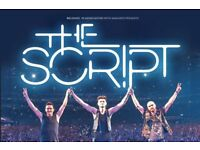 1x Belsonic ticket to see The Script on the 24th June 2018