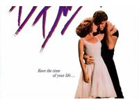 Secret Cinema Presents Dirty Dancing x 2 tickets