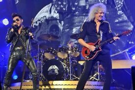 1 x standing ticket for Queen @ Manchester Arena, Saturday 9th December
