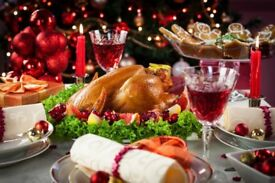 Free Christmas dinner for elderly person or couple Christmas Day 2017