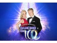 VIP Dancing on Ice Tickets - Wembley Arena, London - Saturday 24th March 2018