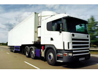 HGV 2 Drivers with road works experience - Fort William
